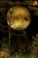The Crow by emmaalvarez