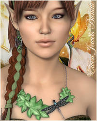 Elven Jewels Bundle For Any Figure by emmaalvarez