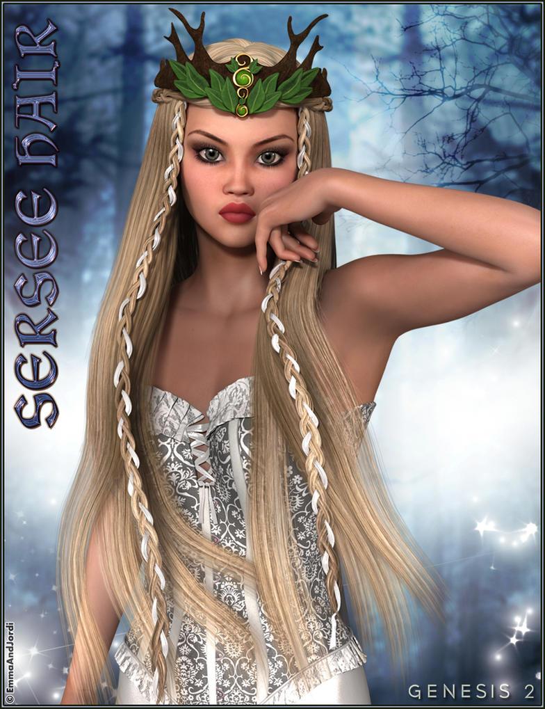 Sersee Hair by emmaalvarez