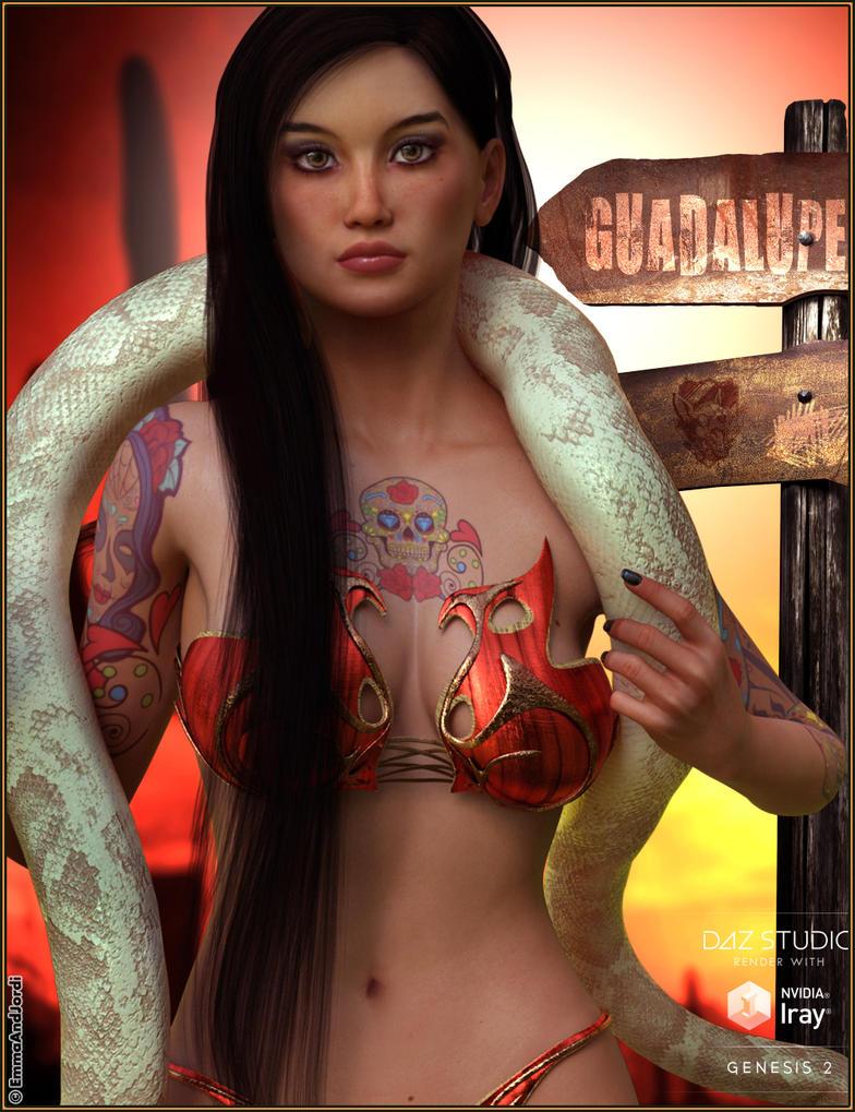 EJ Guadalupe by emmaalvarez