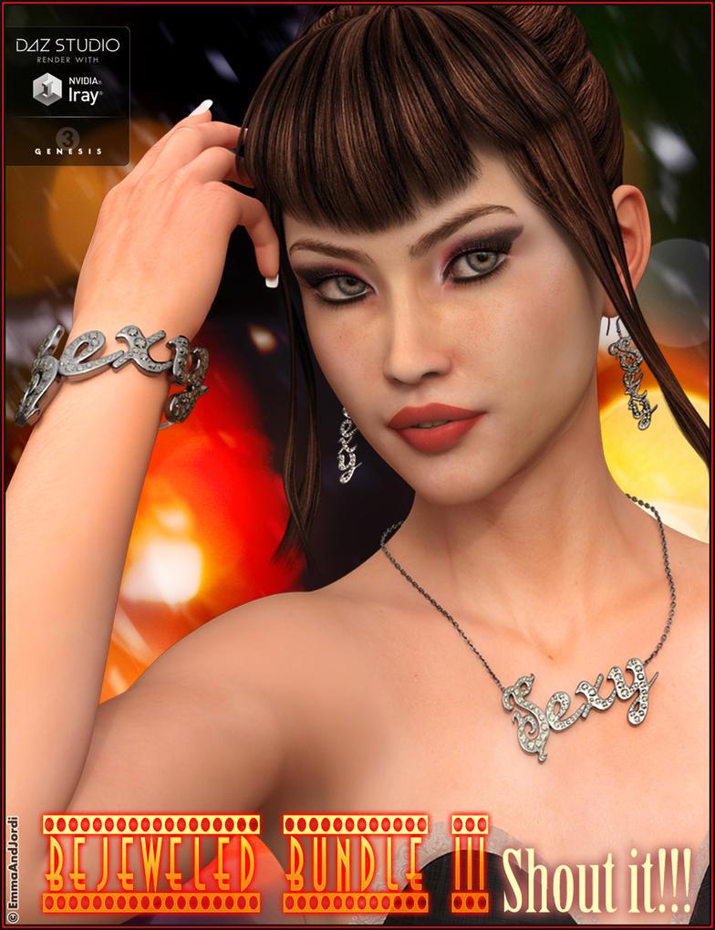 Bejeweled Bundle 3: Shout It!!! by emmaalvarez