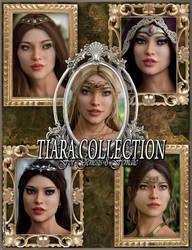 EJ Tiara Collection for Genesis 8 Female(s) by emmaalvarez