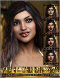 Mixable Expressions for Kala 8