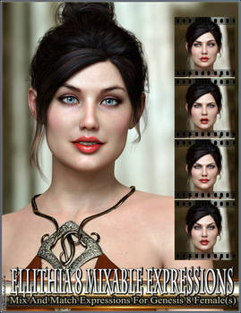 Mixable Expressions for Ellithia 8 and Genesis 8