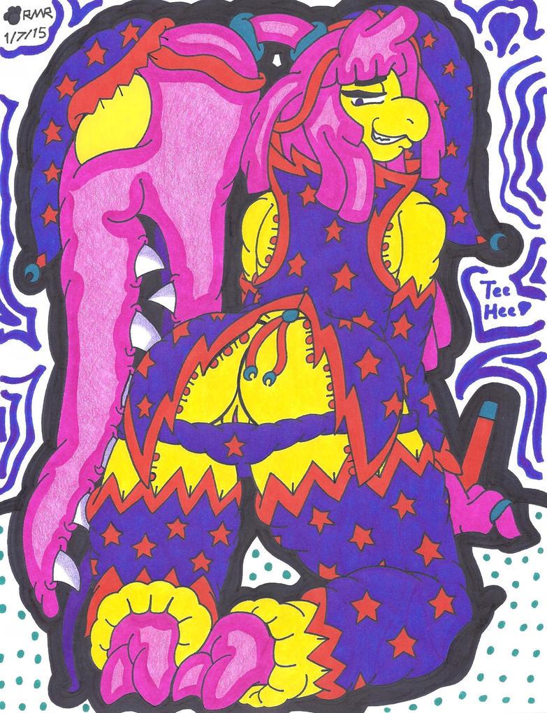 Strange Magic by ShyDeathKitty
