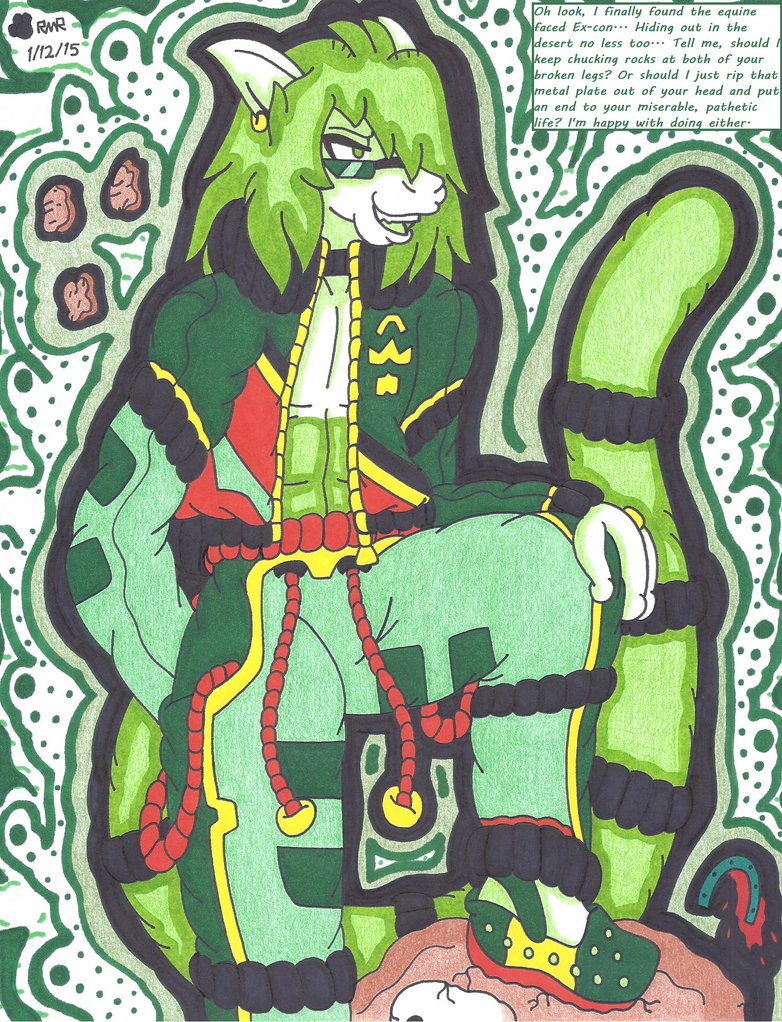 Tetsuo, The Criminal Killer by ShyDeathKitty