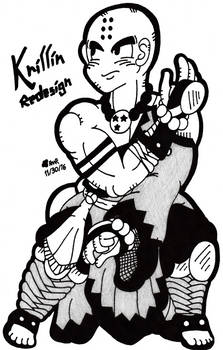 Krillin Redesign