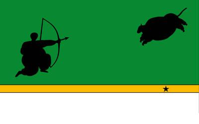 Fat Flags #2 - Amazonas, Columbia
