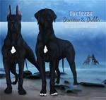 Daemon and Dahlia Refs