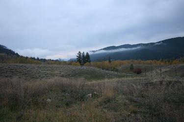 Empty Grasslands Stock by reinafawn