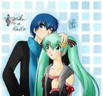 Melt -Miku and Kaito-