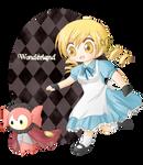 Mami-san in Wonderland