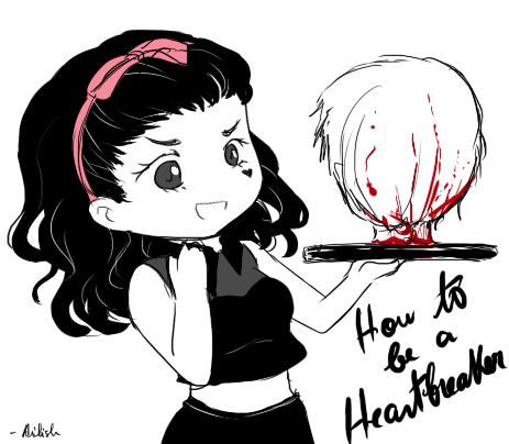 Heartbreaker by Ailish-Lollipop on DeviantArt