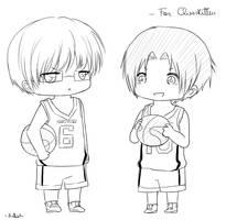 Midorima and Takao