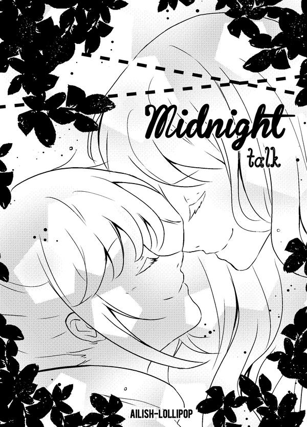 Midnight talk cover by Ailish-Lollipop