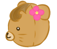 Tropical Bear left profile by Moroboshist