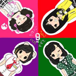 KYUU! - 9th Gen Morning Musume