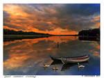 quiet summer evening by bracketting94
