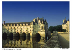 Chenonceaux by bracketting94