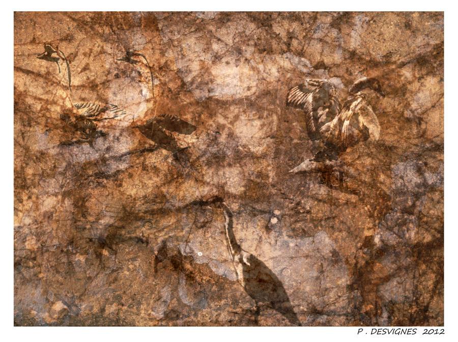 la grotte des lascars by bracketting94