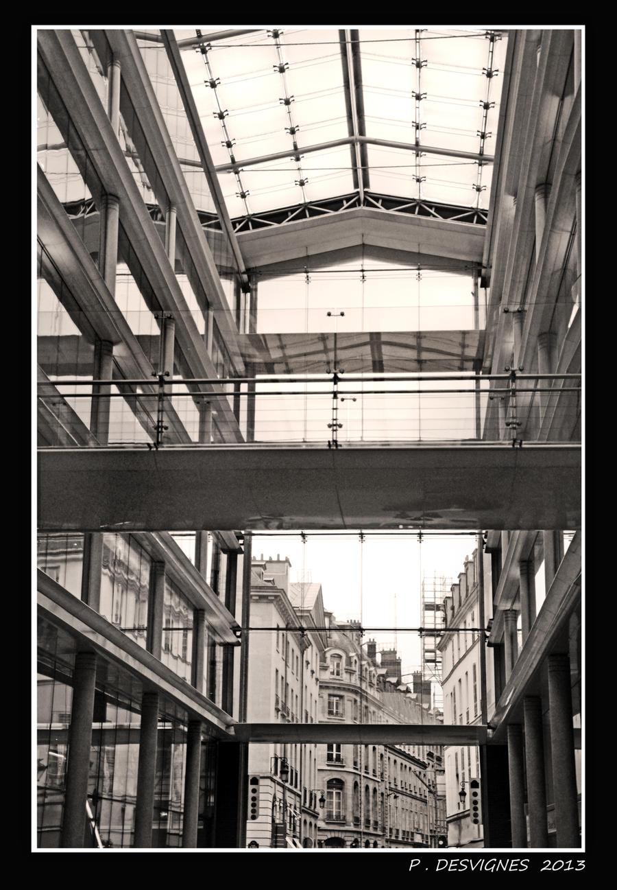 passage des gobelins by bracketting94