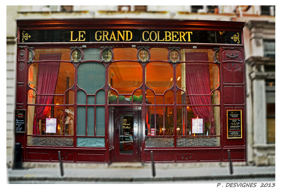 le grand colbert by bracketting94