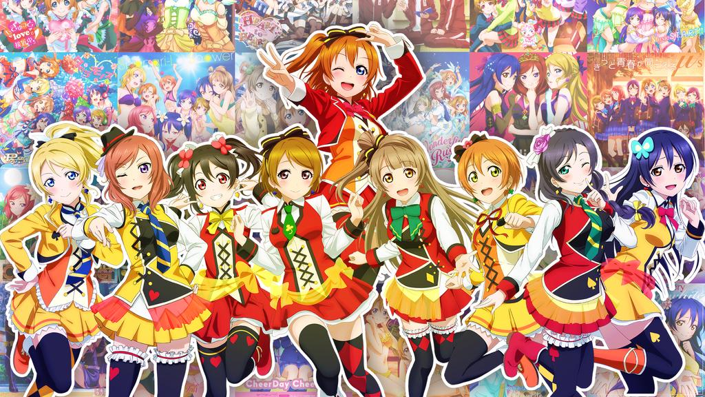 Love Live Wallpaper Name : Love Live Wallpaper by RyuBlack12 on DeviantArt