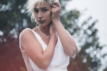 White Wedding 3 by AnnaLevDesigner