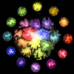 Nebula Color Wheel