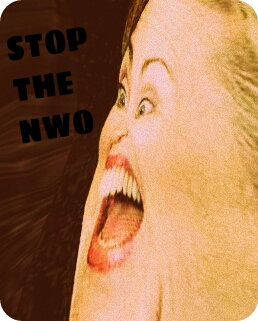 Stop the new world order! by Hoystapher