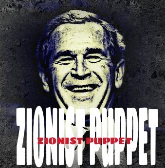 Zionist Puppet by Hoystapher