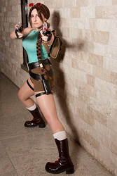 Tomb Raider by That1SwordChick
