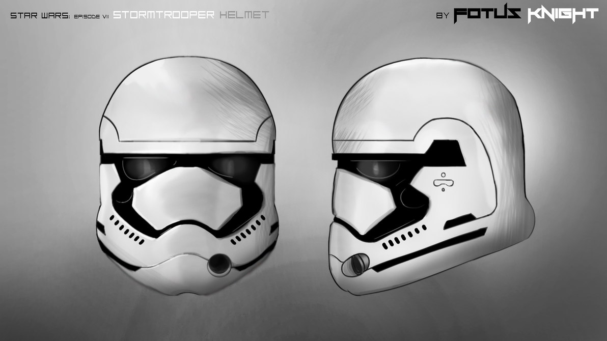 From early mandalorian to the episode 7 stormtrooper starwars