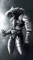 Halo - Arbiter (Thel 'Vadam) Sketch