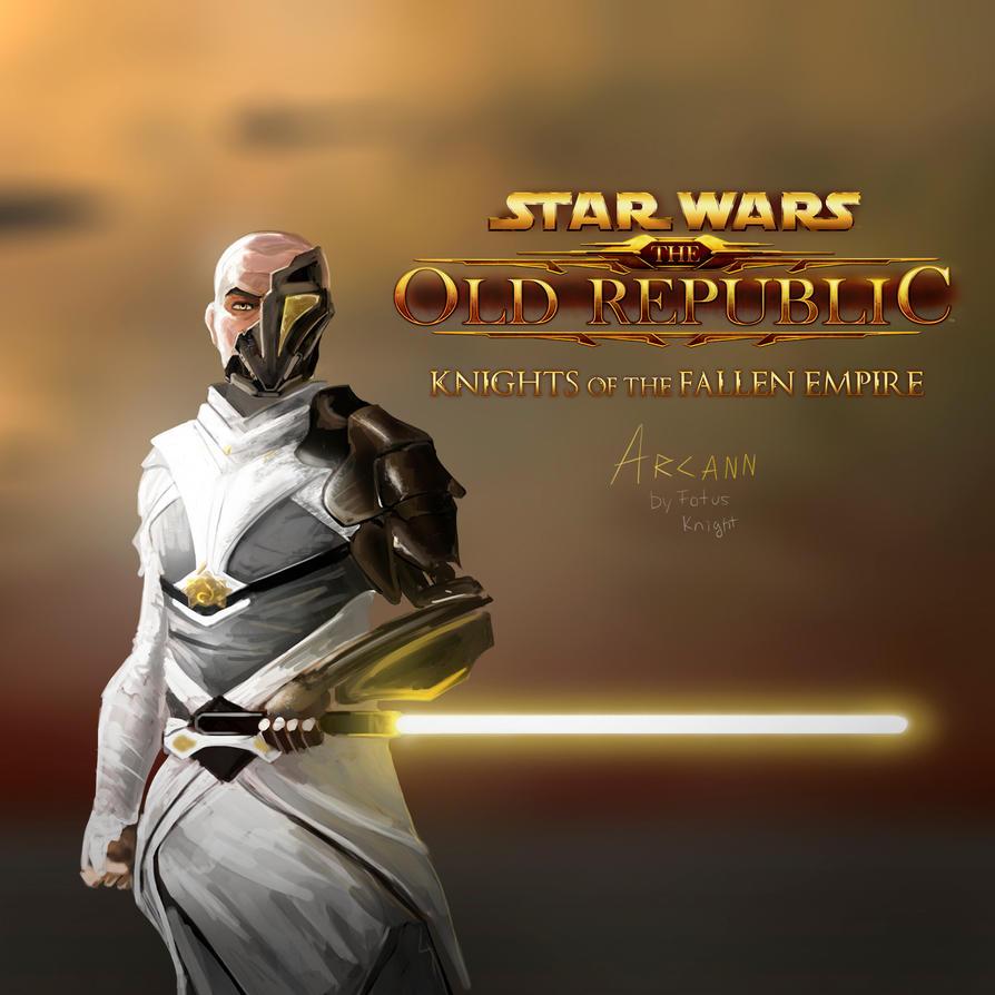 Arcann (Star Wars: Knights of the Fallen Empire) by FotusKnight