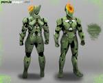 Green Goblin SCI-FI Concept