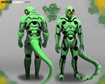 Scorpion SCI-FI Concept