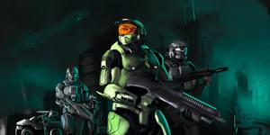 Halo: Night Dream