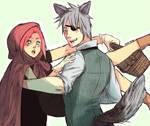 KS: Little Red Riding Hood