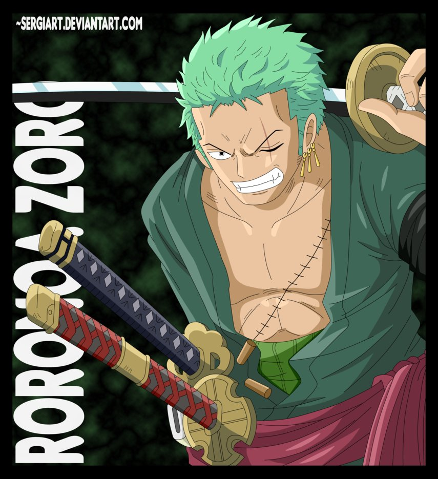 One Piece Zoro New World Fighting Search For Pictures