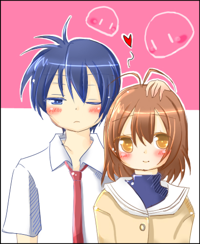 Clannad: Tomoya x Nagisa (x Dango) by skypromise on DeviantArt