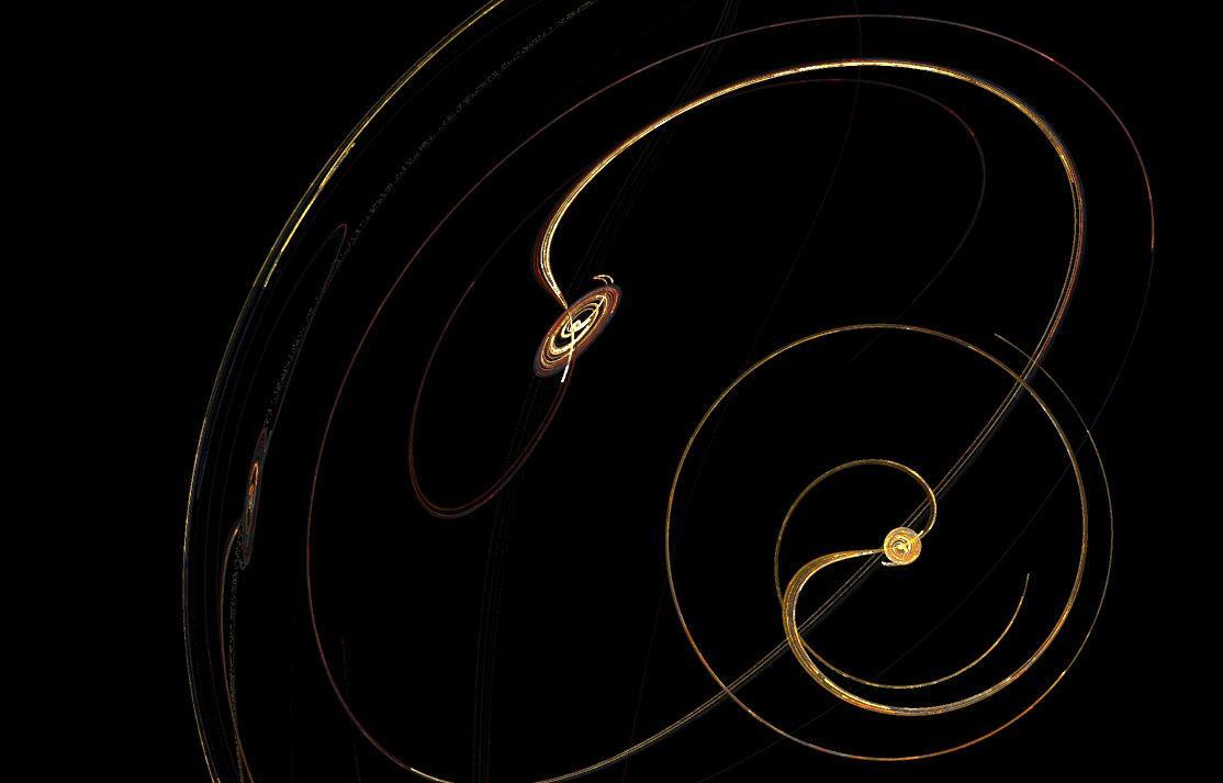 Fractal Solar System by Scarab-zeta