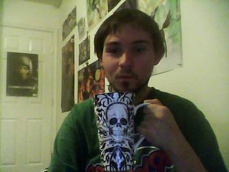 Morning Cup Of Joe by deadly-swordsman