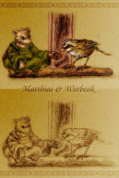 The Taming of Warbeak