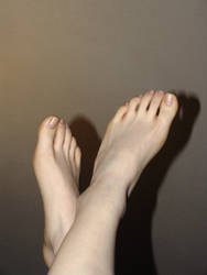Feet. .. by Makikozlik