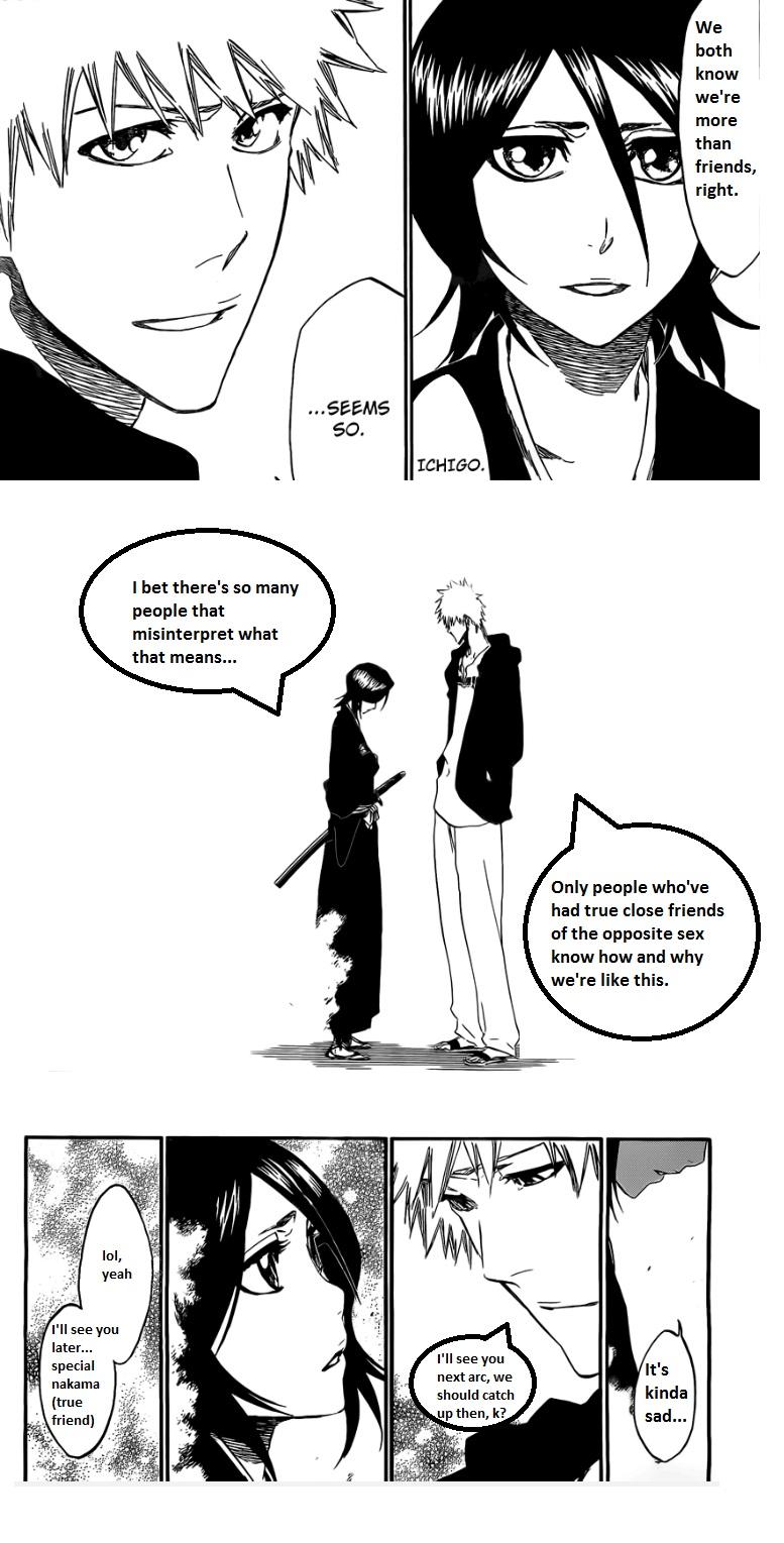 rukia and ichigo relationship 2013