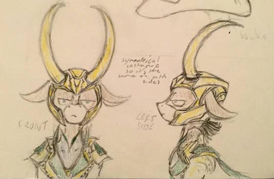 Loki-Sabe diagram