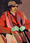 The Fourth Doctor from The Talons of Weng-Chiang