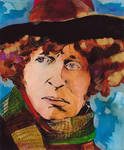 The Fourth Doctor is mah pouty baby