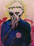 Ood Sigma (and a flower crown) by jossujb